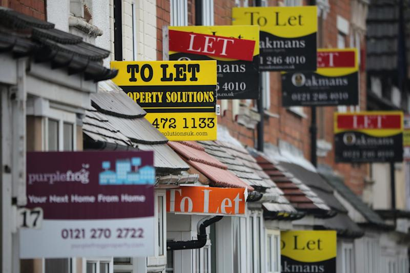 'Renting isn't such a disastrous economic choice': Getty Images