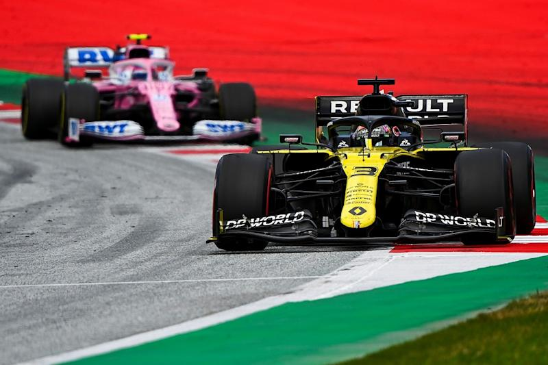 Why Racing Point brake ducts are key to Renault protest