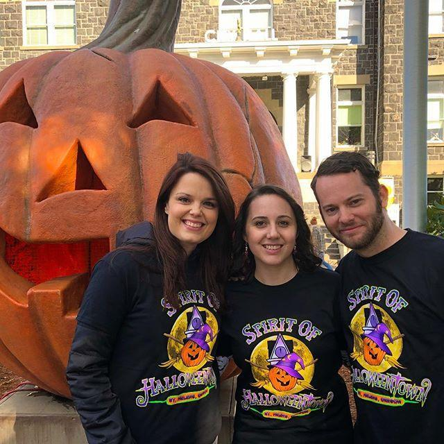 "<p>After the third <em>Halloweentown</em> film, she retired from acting, according to <em><a href=""https://www.bustle.com/articles/56090-where-is-sophie-from-halloweentown-today-emily-roeske-isnt-in-show-business-anymore"" rel=""nofollow noopener"" target=""_blank"" data-ylk=""slk:Bustle"" class=""link rapid-noclick-resp"">Bustle</a>.</em> Now, she currently teaches mixed martial arts at Surprise Family Karate in Surprise, Arizona.</p><p><a href=""https://www.instagram.com/p/BaS4c8ZFXB9/?utm_source=ig_embed"" rel=""nofollow noopener"" target=""_blank"" data-ylk=""slk:See the original post on Instagram"" class=""link rapid-noclick-resp"">See the original post on Instagram</a></p>"