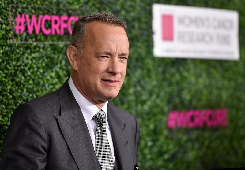 Tom Hanks Would Not Visit Trump's White House For Private Screening Of His New Film