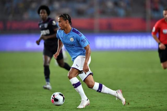 Leroy Sane joined Manchester City from Schalke in 2016 (AFP Photo/HECTOR RETAMAL)