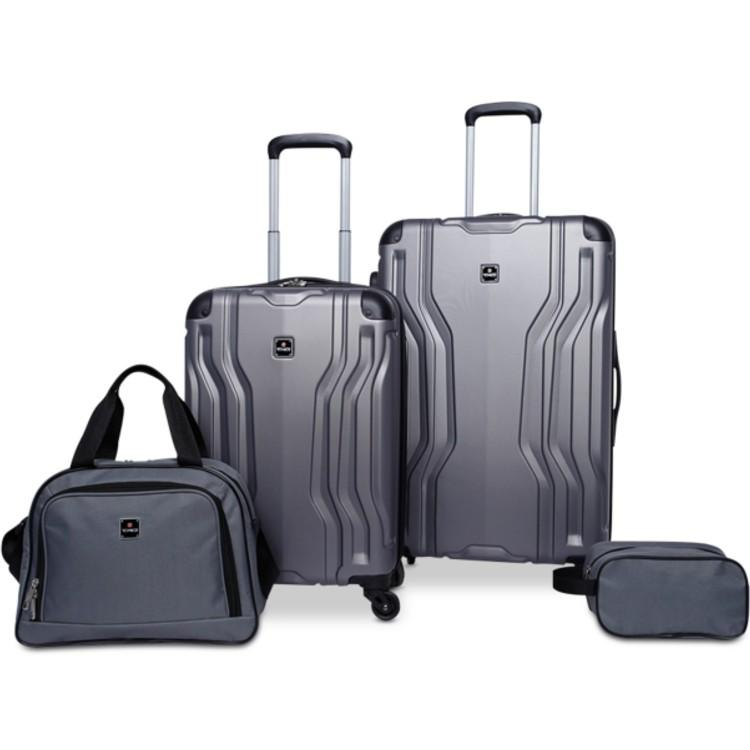 Keeping things high-end yet affordable at 66 percent off, this set is for those on the go. (Photo: Macys)