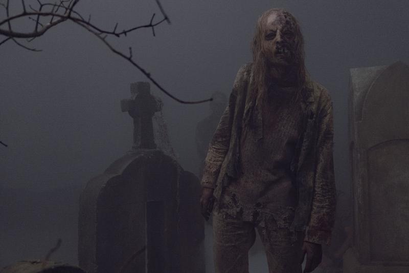 Exclusive: Watch Samantha Morton as Alpha in creepy The Walking Dead trailer