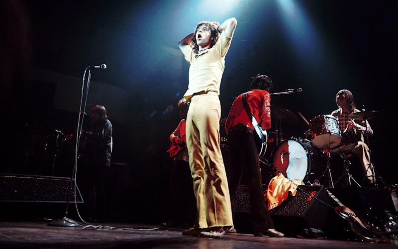 The Rolling Stones at Colston Hall gig - Credit: David Redfern