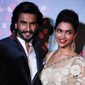 Ranveer Singh Wants Deepika Padukone To Shave Off His Moustache!
