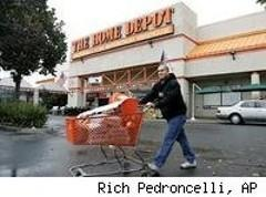 The Home Depot is hiring now in anticipation of a home-improvement market rebound.