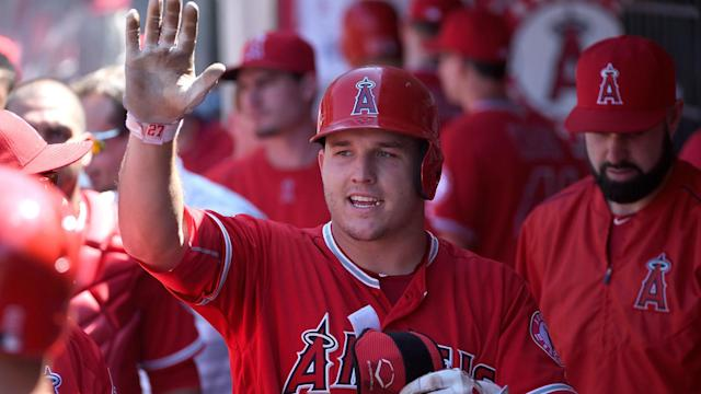 The two-time AL MVP has missed 39 games since injuring his left thumb May 28 but still leads his team with 16 homers.