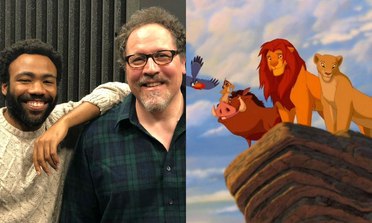 <p>Jon Favreau is directing this adaptation of the 1994 animation with Donald Glover voicing the main role of Simba. Beyonce, Chiwetel Ejiofor and John Oliver will voice Nala, Scar and Zazu, respectively, with Billy Eichner and Seth Rogen as Timon and Pumba. James Earl Jones is the only member of the original voice cast to return in the remake, reprising his role of Mufasa. </p>