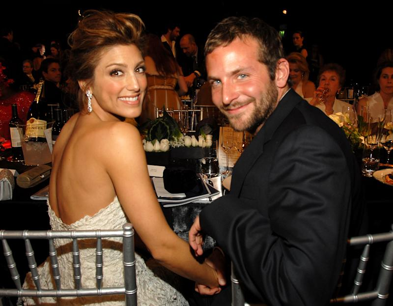 Jennifer Esposito and Bradley Cooper 10618_km0769.JPG (Photo by KMazur/WireImage for Turner)