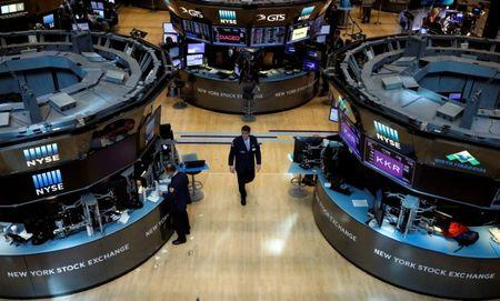 Stocks sell off on Trump concern; dollar at Nov low