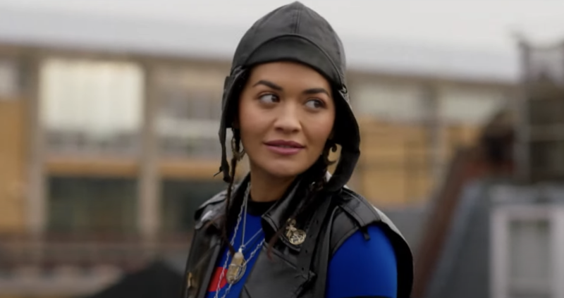 Rita Ora as Dodge in Twist. (Sky Cinema)