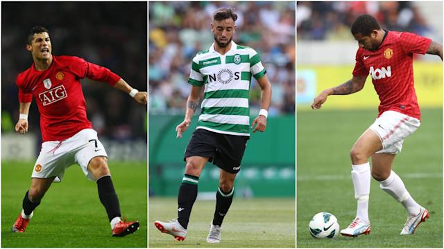 With Bruno Fernandes having joined Manchester United, we look at their previous signings to arrive from Portuguese clubs.
