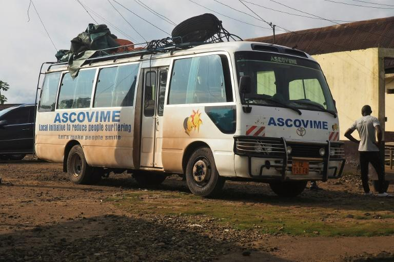 Every weekend, the ASCOVIME minibus heads out to a distant part of Cameroon, laden with medical gear and crammed with young doctors