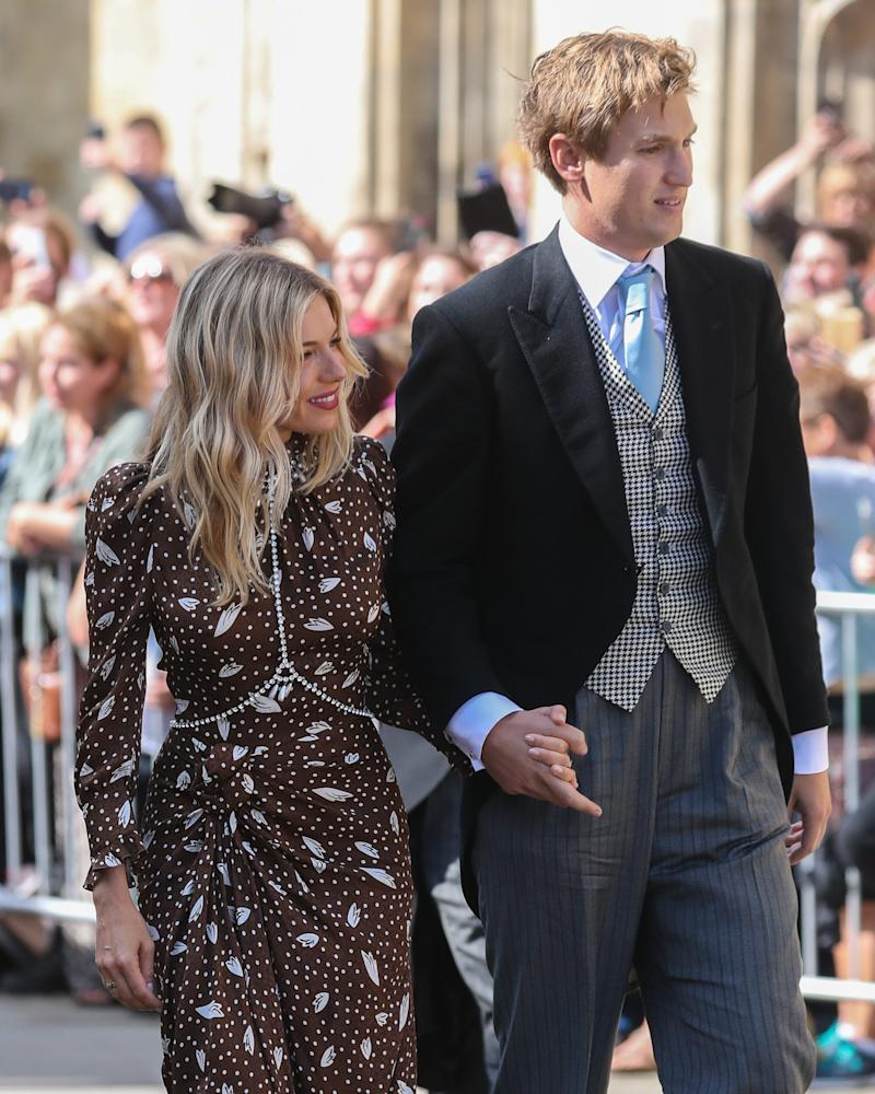 Sienna Miller Is Engaged!