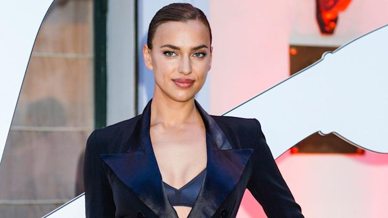 Irina Shayk Posts Sexy, Scenic Snap Following Split From Bradley Cooper