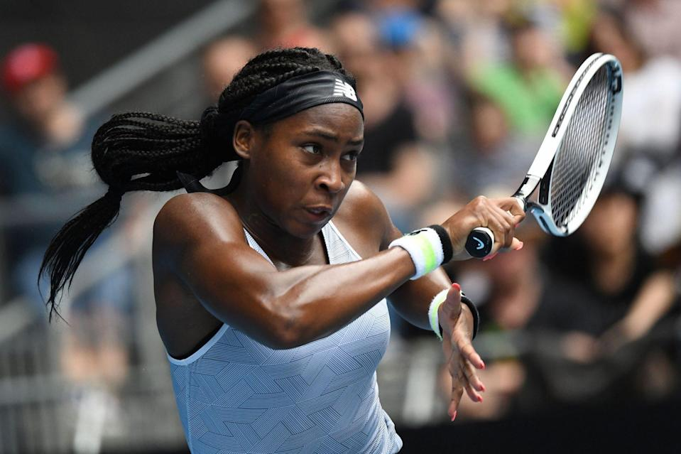 """<p>The <a href=""""https://people.com/sports/cori-gauff-defeats-venus-williams-shocking-wimbledon-debut/"""" rel=""""nofollow noopener"""" target=""""_blank"""" data-ylk=""""slk:17-year-old tennis prodigy"""" class=""""link rapid-noclick-resp"""">17-year-old tennis prodigy</a> announced on Twitter that she """"tested positive for COVID and <a href=""""https://people.com/sports/tokyo-olympics-coco-gauff-covid-19-withdraws-tests-positive-coronavirus-tennis/"""" rel=""""nofollow noopener"""" target=""""_blank"""" data-ylk=""""slk:won't be able to play in the Olympic Games"""" class=""""link rapid-noclick-resp"""">won't be able to play in the Olympic Games</a>"""" just four days ahead of the opening ceremony.</p> <p>""""It has always been a dream of mine to represent the USA at the Olympics, and I hope there will be many more chances for me to make this come true in the future,"""" <a href=""""https://twitter.com/CocoGauff/status/1416834632188796929?s=20"""" rel=""""nofollow noopener"""" target=""""_blank"""" data-ylk=""""slk:Gauff tweeted"""" class=""""link rapid-noclick-resp"""">Gauff tweeted</a> on July 18. """"I want to wish TEAM USA best of luck and a safe games for every Olympian and the entire Olympic family.""""</p>"""