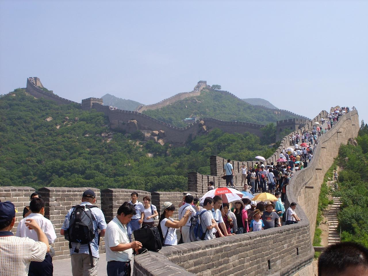 <p>China comes in second with an average of 6189 steps a day<br />Photo: Pixabay<br /></p>