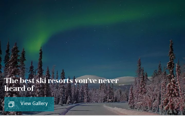 The best ski resorts you've never heard of