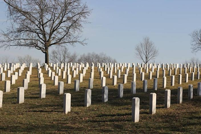 It is an honor to be buried at Arlington Cemetery. Generally, eligibility extends to those who have served for more than 20 years; those who have died in active duty; those who received a Medal of Honor, Purple Heart, Silver Star or service medal; and spouses and dependents of those veterans.