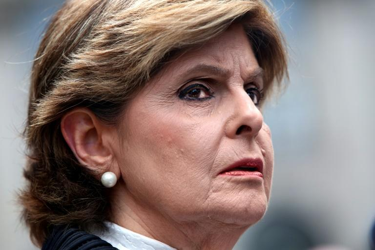 Attorney Gloria Allred, representing alleged victims of Jeffrey Epstein, talks to journalists on August 27, 2019 in New York