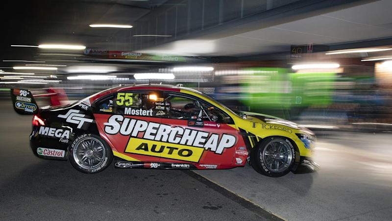Supercars has its first weekend racing under lights in Australia since 1997