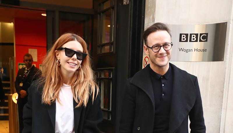 Strictly 2018 winner Stacey Dooley is now dating dance partner Kevin Clifton (Credit: Getty Images)