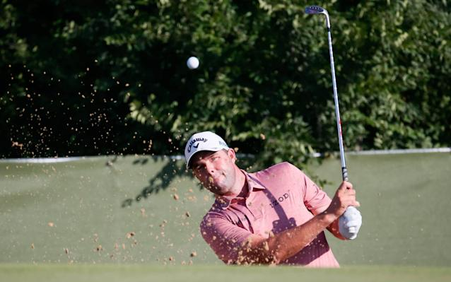 Leishman in action - USA TODAY Sports
