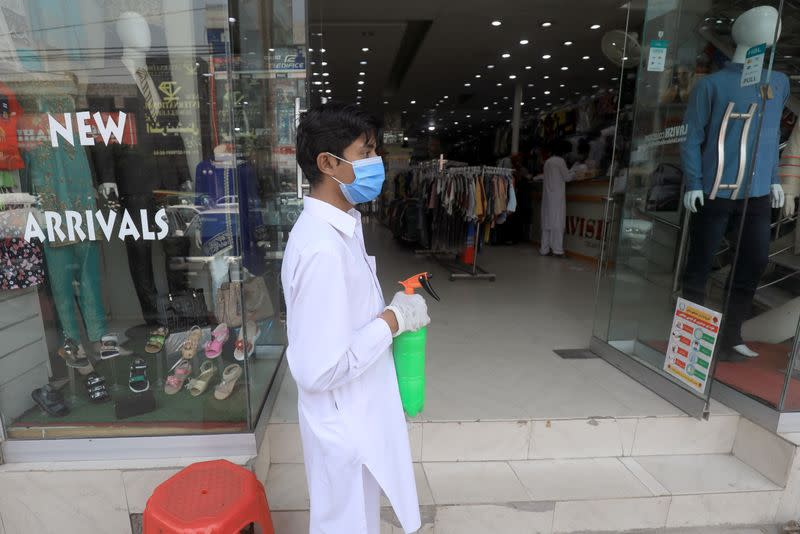 Pakistan targets ambitious growth, revenue despite coronavirus struggles