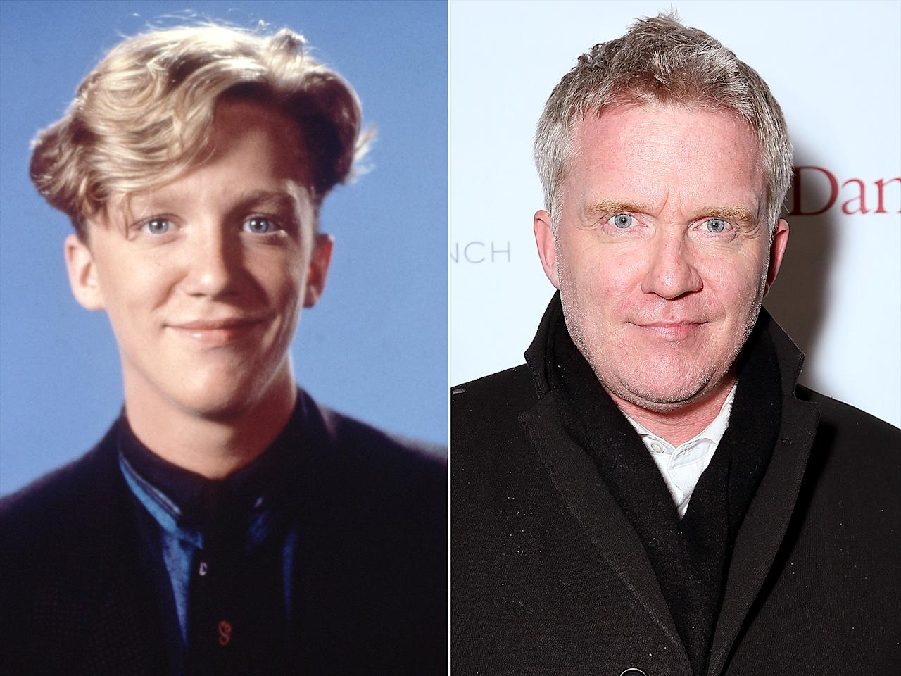 <p>Following his Brat Pack years, Hall, 48, joined the cast of <em>Saturday Night Live </em>and earned roles in films like <em>Weird Science </em>and <em>Edward Scissorhands. </em>He was later featured on the TV series <em>The Dead Zone</em>, and most recently <em>Awkward., Psych</em> and <em>Murder in the First.</em></p>