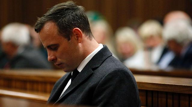 South Africa's Constitutional Court has dismissed Oscar Pistorius's application to appeal his sentence for murdering his girlfriend Reeva Steenkamp in the early hours of Valentine's Day in 2013.