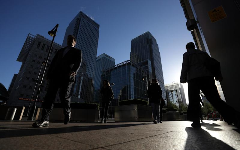 The plans would crack down on big companies avoiding corporation tax - Credit: Bloomberg