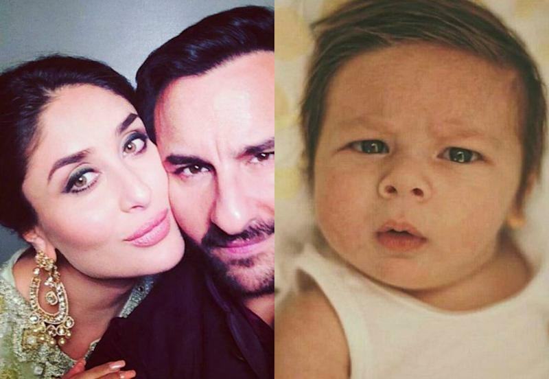 Taimur's Switzerland moments: Don't miss little nawab's adorable photos with Saif and Kareena