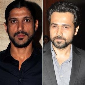 Comparisons With 'Serial Kisser' Emraan Hashmi Leaves Farhan Akhtar Fuming!