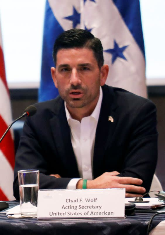 U.S. expands scope of program to return migrants to Mexico