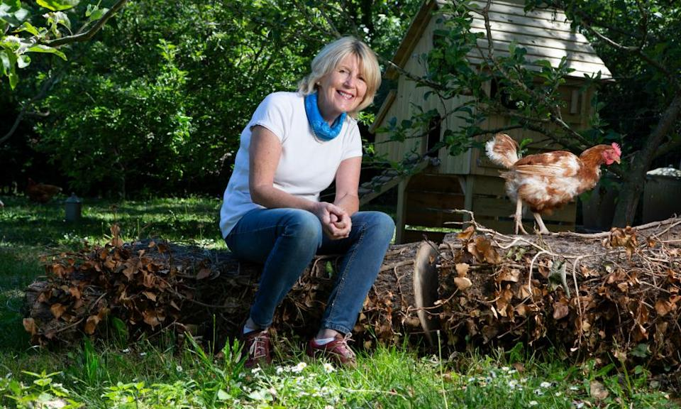 Nancy Birtwhistle at home … 'I made the point of making it affordable.'