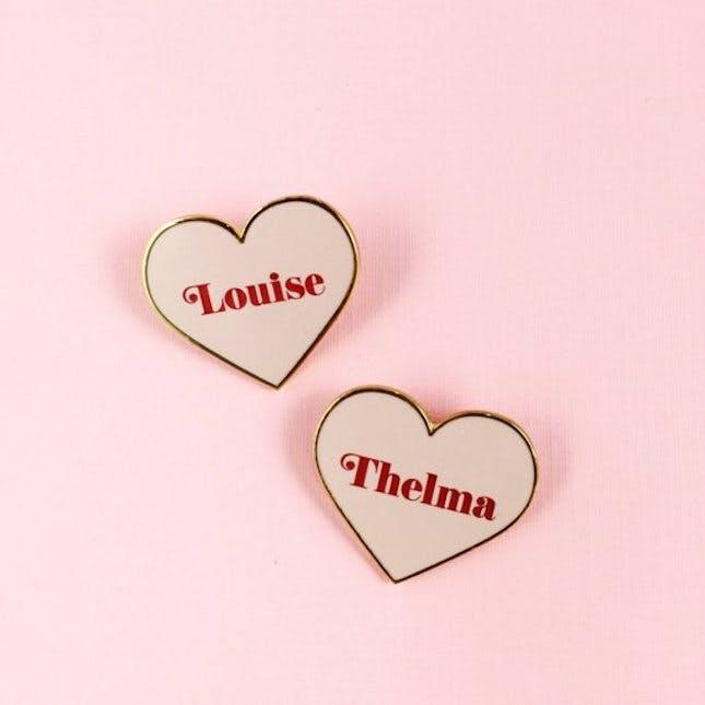 Thelma and Louise Pins