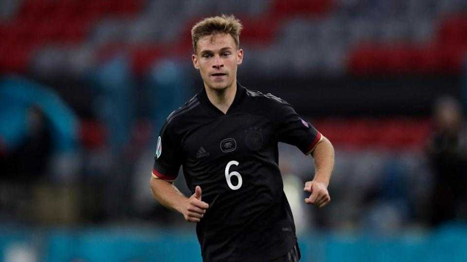 Kimmich é onipresente na Alemanha | Soccrates Images/Getty Images