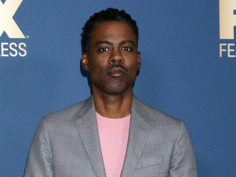 Chris Rock not offended by Jimmy Fallon's blackface impersonation