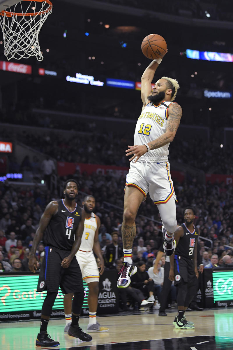 Clippers rally in fourth quarter to beat Warriors 109-100