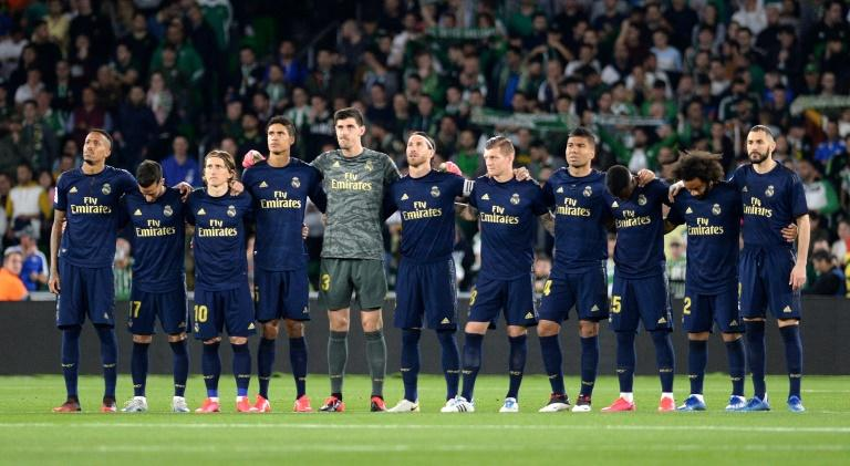 Le Real Madrid placé en quarantaine, la Liga suspendue — Coronavirus