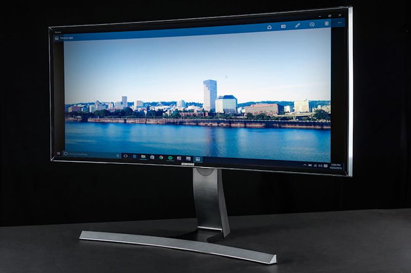 biggest ultrawide monitors samsung se790c monitor review 2 1500x1000