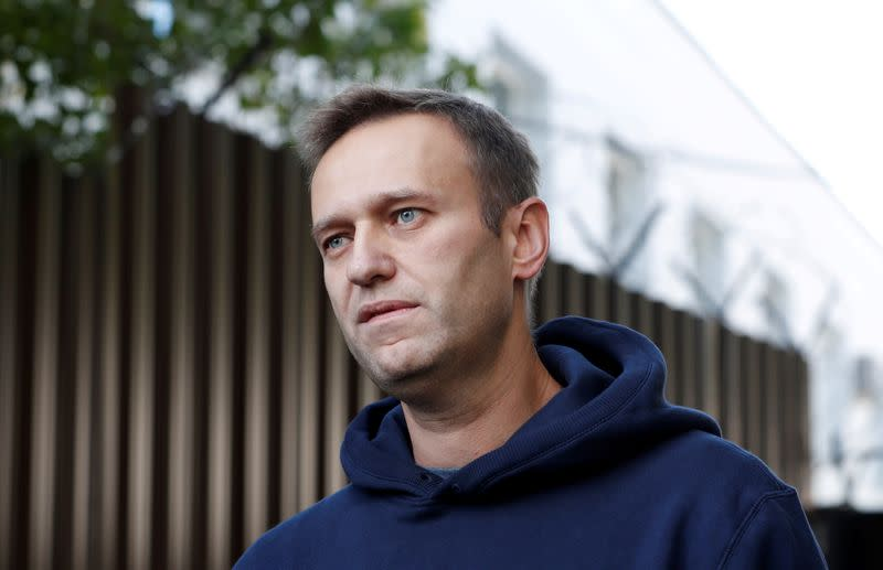 Chemical weapons watchdog ready to assist Russia in Navalny case