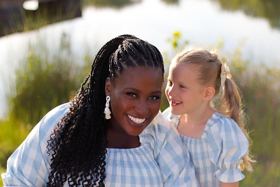 Social media star Jeena Wilder on transracial adoption and being a mom of seven