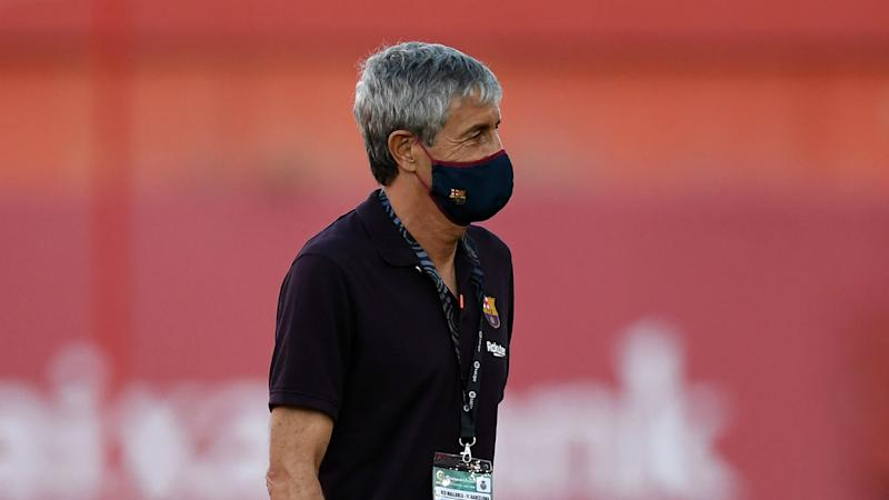 This is the circus we are involved in - Barcelona boss Setien unfazed by talk of being sacked