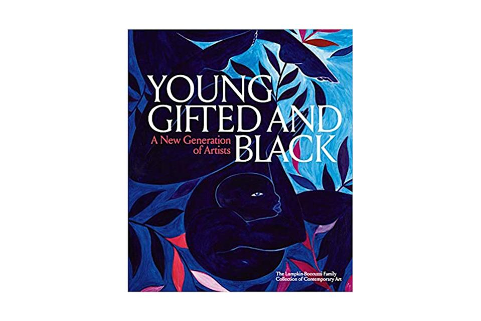 "$50, Amazon. <a href=""https://www.amazon.com/Young-Gifted-Black-Lumpkin-Boccuzzi-Contemporary/dp/B082PTNZCB?ots=1&slotNum=3&imprToken=78bb2459-d921-17f7-8f6&tag=gqgensqua-20&linkCode=w50"" rel=""nofollow noopener"" target=""_blank"" data-ylk=""slk:Get it now!"" class=""link rapid-noclick-resp"">Get it now!</a>"