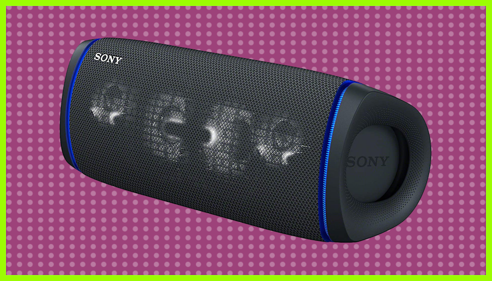 Save 41 percent on this Sony SRS-XB43 'Extra Bass' Wireless Portable Speaker. (Photo: Sony)
