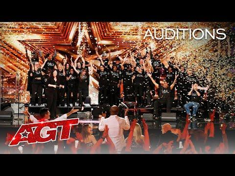 "<p>Host <strong>Terry Crews </strong>was instantly moved by the singing group's performance of their original song ""Sounds of the Street."" Declaring it his favorite act of the season, he gave all the vocalists the coveted golden buzzer. </p><p><strong>RELATED: </strong><a href=""https://www.goodhousekeeping.com/life/entertainment/g32685529/agt-golden-buzzer-2020/"" rel=""nofollow noopener"" target=""_blank"" data-ylk=""slk:See All the Golden Buzzer Winners of Season 15 on AGT"" class=""link rapid-noclick-resp"">See All the Golden Buzzer Winners of Season 15 on <em>AGT</em></a></p><p><a href=""https://www.youtube.com/watch?v=DvSRZNtnMQk&t=2s"" rel=""nofollow noopener"" target=""_blank"" data-ylk=""slk:See the original post on Youtube"" class=""link rapid-noclick-resp"">See the original post on Youtube</a></p>"