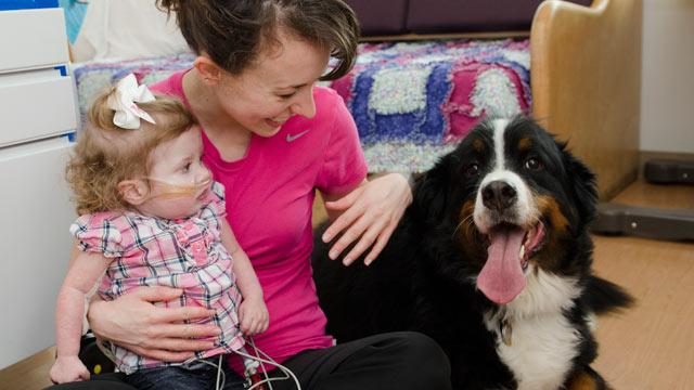 Pet Therapy: Some Hospitals Allow Patients' Own Dogs to Visit