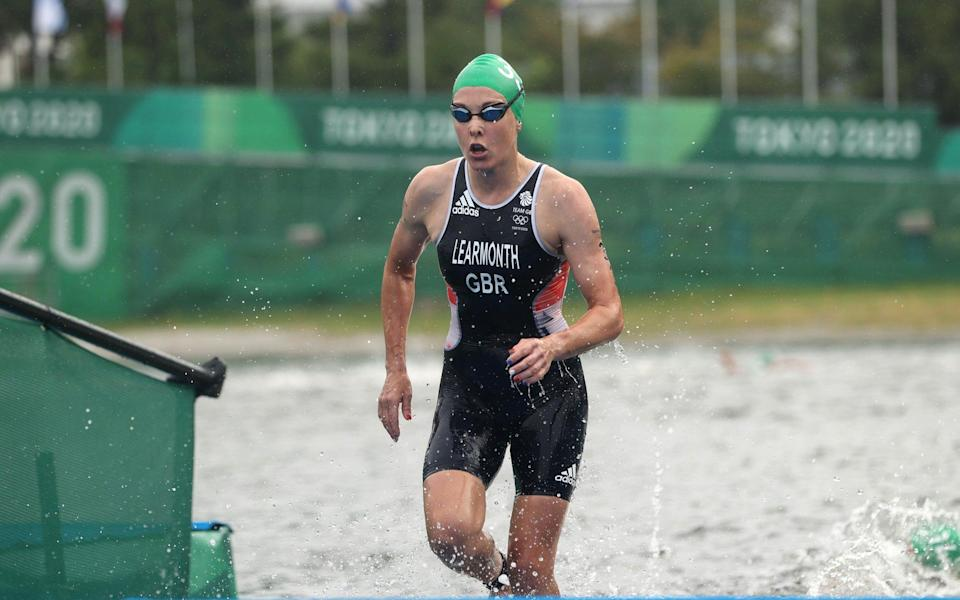 tokyo olympics 2020 live news triathlon swimming rugby sevens - GETTY IMAGES