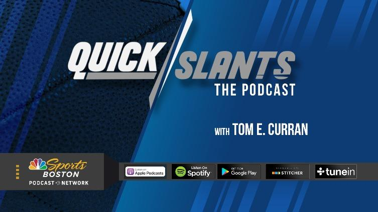 Quick Slants the Podcast: Looking towards the future: Is Tennessee an option for Brady? Could Mayo be Belichick's successor?